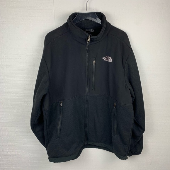 The North Face Other - The North Face Denali Black Full Zip Jacket